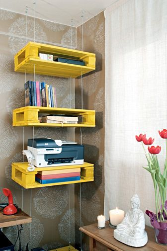 diy-shelves-yellow